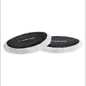 MAC Cosmetics Compact Powder Puffs (set of 2)